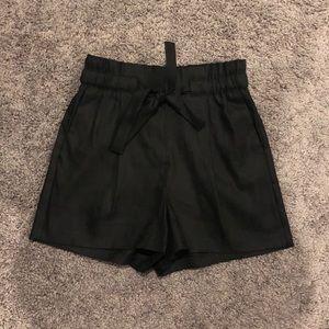 Express size 4 paperbag shorts
